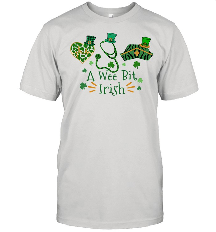 A Wee Bit Irish shirt Classic Men's T-shirt